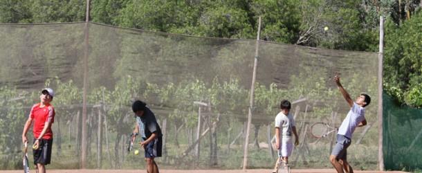 Nicolás Massú realizará clínica con niños elquinos en Escuela de Tenis Canihuante de El Tambo