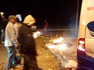 Protesta El Tambo (3)