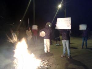 Protesta El Tambo (4)