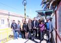 Destacan inversión en proyectos viales en la comuna de Vicuña a través de SUBDERE
