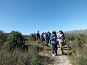 Caminata Ambiental Quebrada de Talca (2)