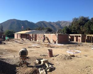 Nueva escuela de El Tambo